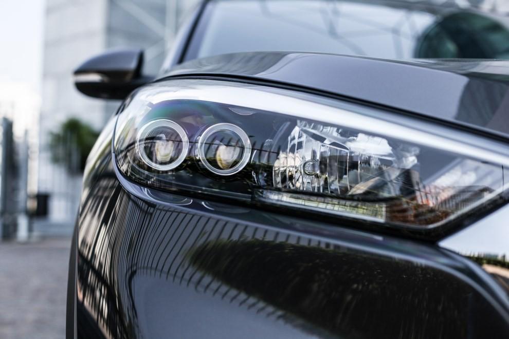 Hyundai Tucson ottiene le 5 stelle EuroNCAP - Foto 28 di 36