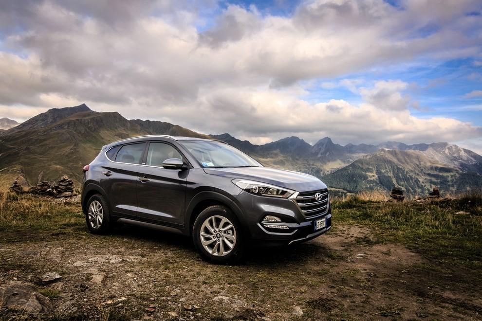 Hyundai Tucson ottiene le 5 stelle EuroNCAP - Foto 1 di 36