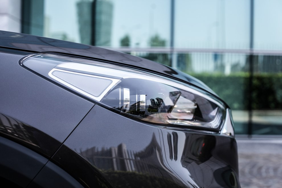 Hyundai Tucson ottiene le 5 stelle EuroNCAP - Foto 29 di 36