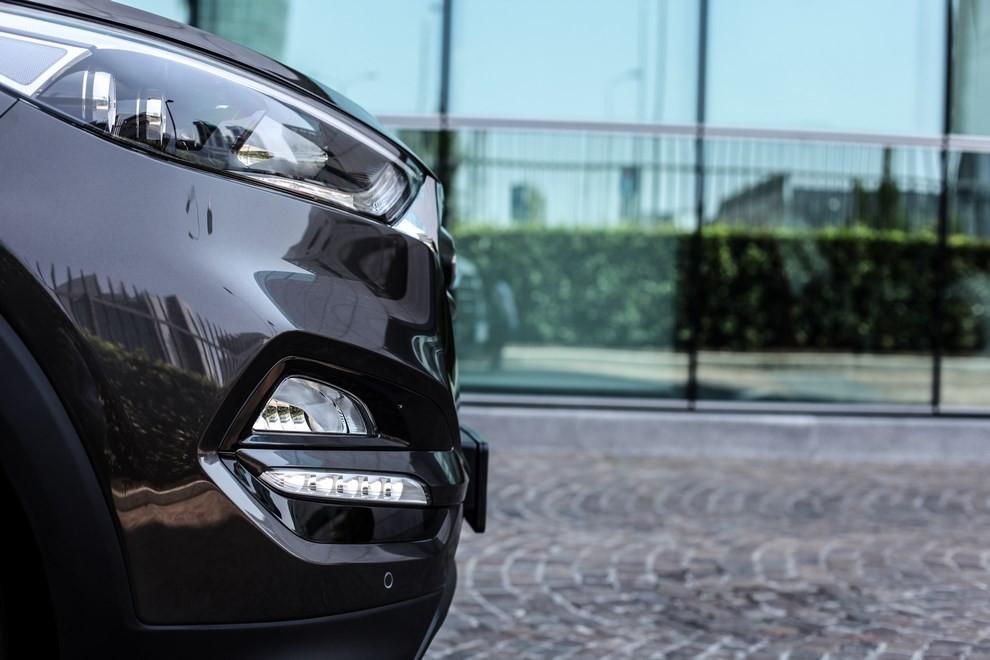 Hyundai Tucson ottiene le 5 stelle EuroNCAP - Foto 30 di 36