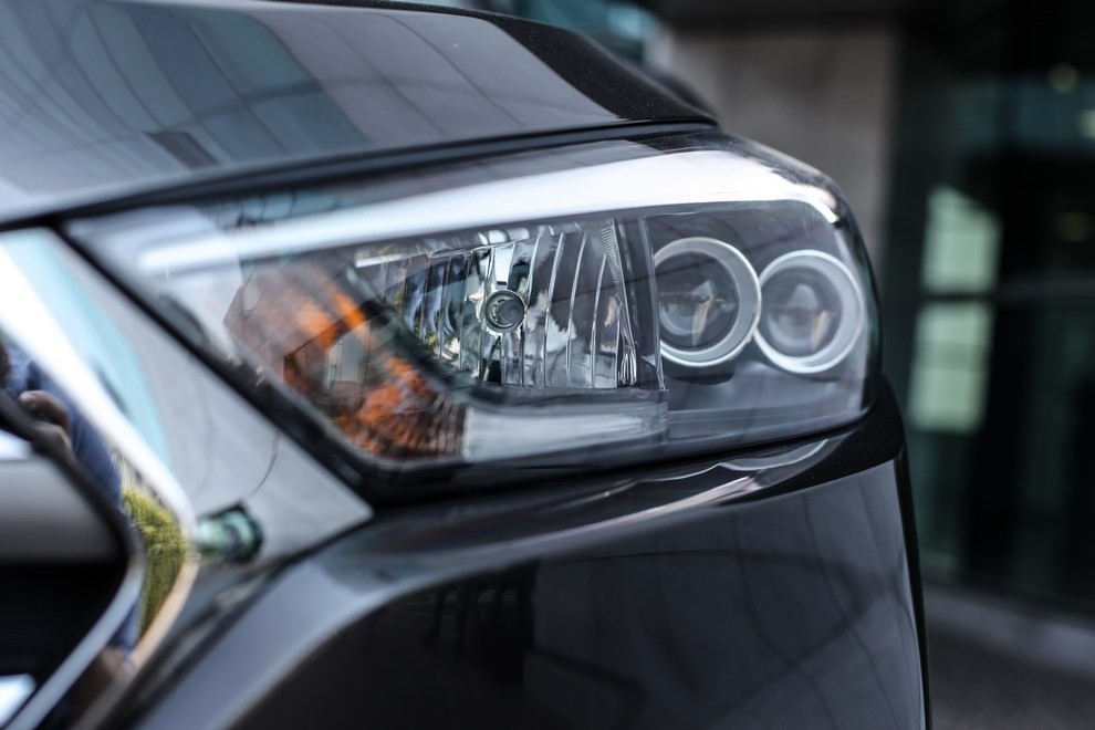 Hyundai Tucson ottiene le 5 stelle EuroNCAP - Foto 34 di 36
