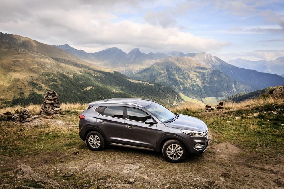 Hyundai Tucson ottiene le 5 stelle EuroNCAP - Foto 21 di 36