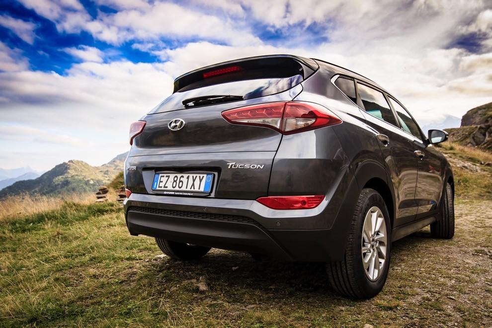 Hyundai Tucson ottiene le 5 stelle EuroNCAP - Foto 2 di 36