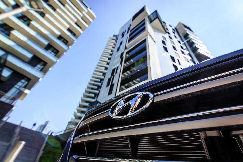 Hyundai Tucson ottiene le 5 stelle EuroNCAP - Foto 6 di 36
