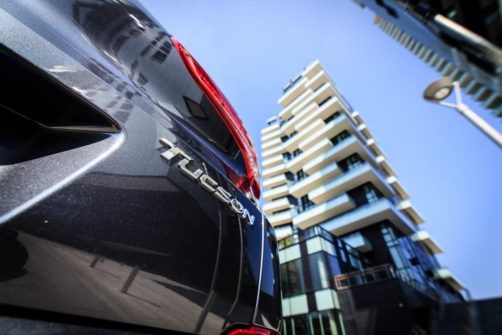 Hyundai Tucson ottiene le 5 stelle EuroNCAP - Foto 7 di 36