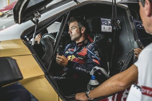 """Loeb: """"Devo imparare molto dalla 2008 DKR"""""""