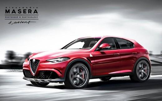 Alfa Romeo SUV, non la vedremo prima del 2017