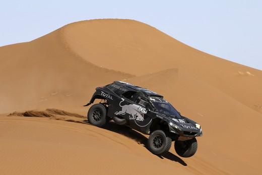 Rally Marocco, a Carlo Sainz anche Tappa 3