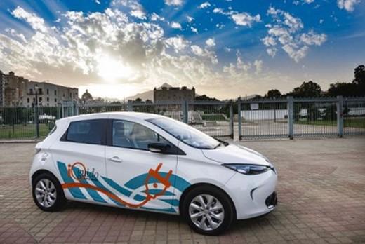 Renault ed Enel insieme per la mobilità sostenibile a Palermo