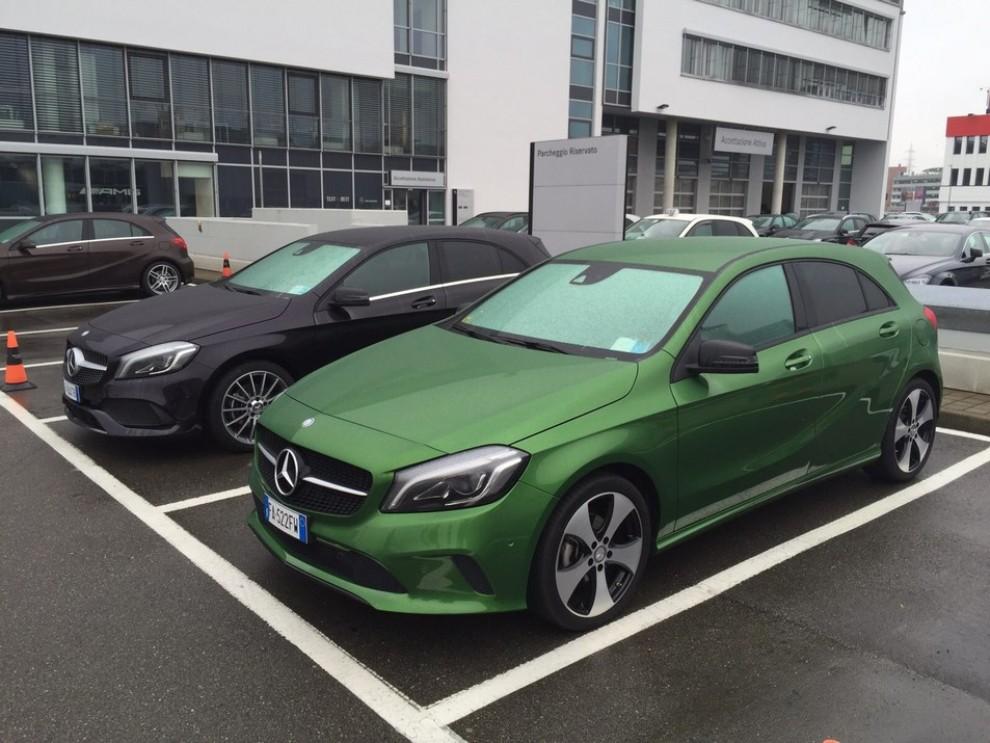 Nuova Mercedes Classe A restyling, prova su strada, info e prezzi da 23.800 euro - Foto 1 di 19