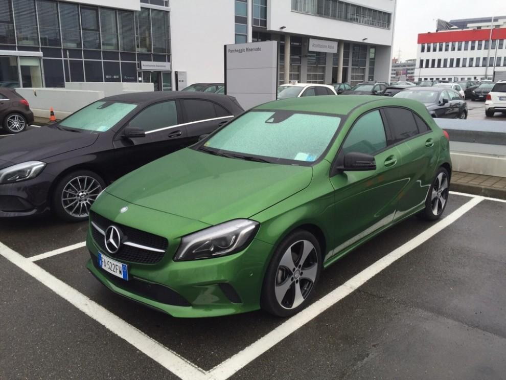 Nuova Mercedes Classe A restyling, prova su strada, info e prezzi da 23.800 euro - Foto 4 di 19