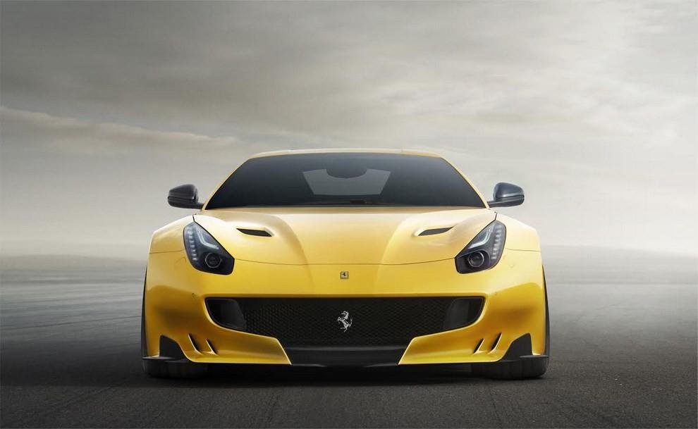 Ferrari F12 Tour de France alle finali del Mugello - Foto 2 di 8