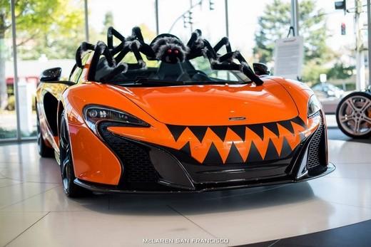 Le più mostruose auto di Halloween