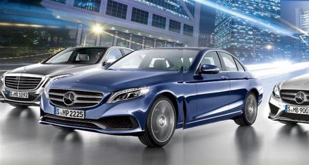 Mercedes Classe E, la nuova versione mostra i primi dettagli - Foto 4 di 4