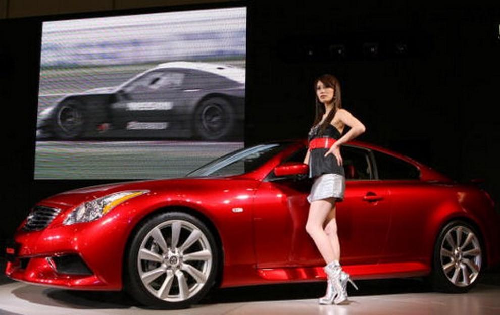 Tutte le più belle ragazze del Tokyo Motor Show 2015 - Foto 6 di 27