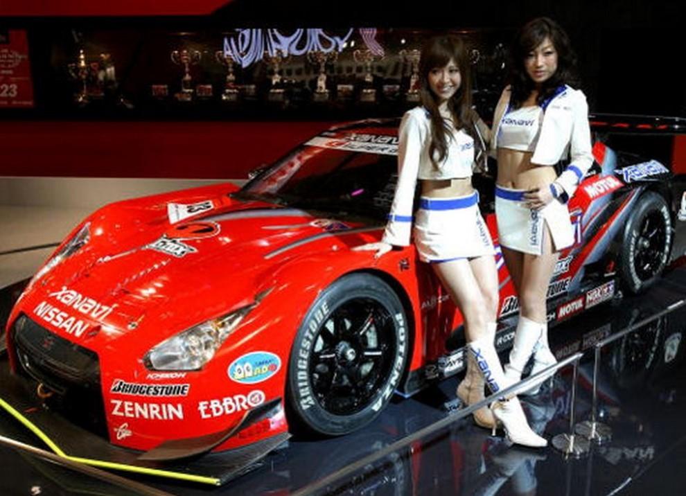 Tutte le più belle ragazze del Tokyo Motor Show 2015 - Foto 15 di 27