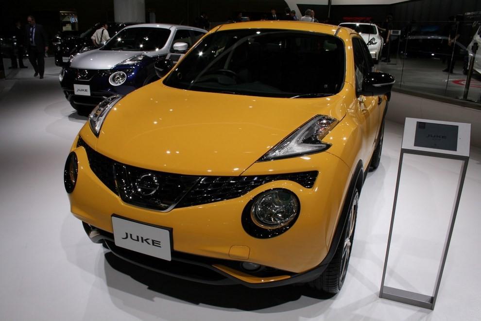 Nissan Juke al Tokyo Motor Show 2015 - Foto 2 di 11