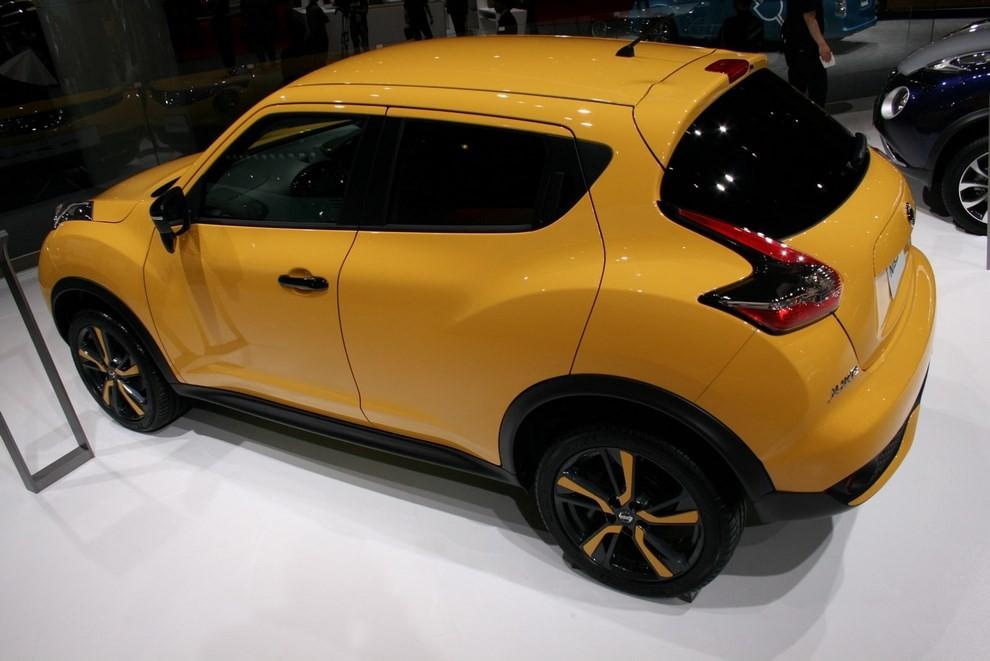Nissan Juke al Tokyo Motor Show 2015 - Foto 3 di 11