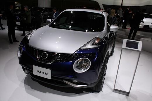 Nissan Juke al Tokyo Motor Show 2015