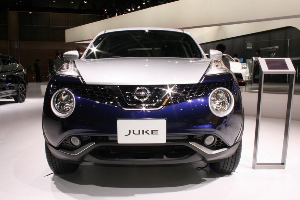 Nissan Juke al Tokyo Motor Show 2015 - Foto 9 di 11