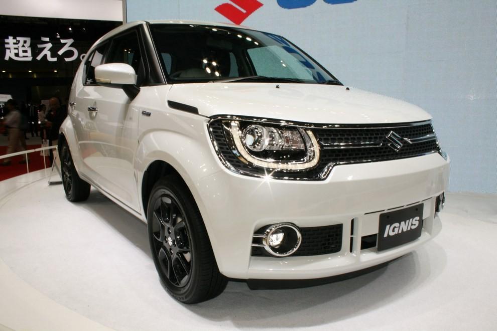 Suzuki Ignis - Foto 1 di 12