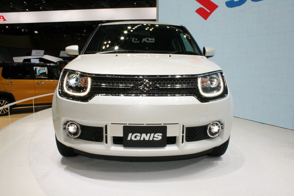 Suzuki Ignis - Foto 3 di 12