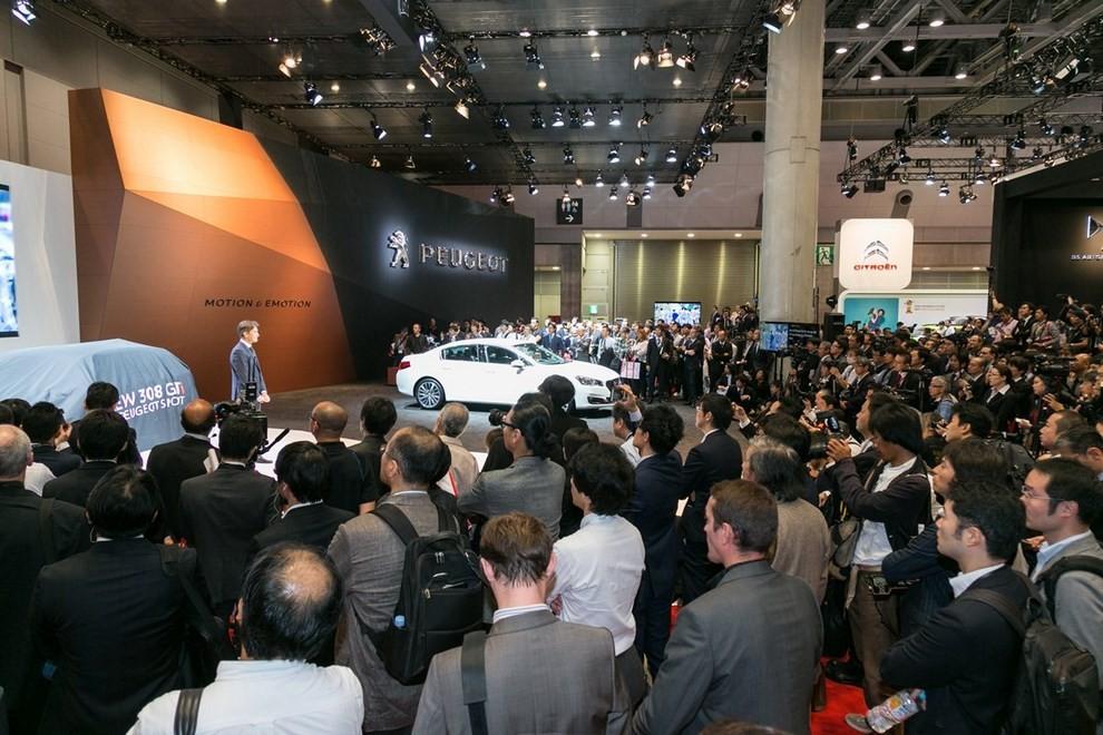 Peugeot al Salone di Tokyo - Foto 1 di 3