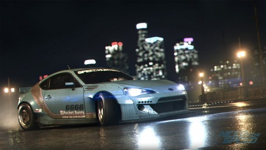 Need For Speed, ecco il trailer di lancio del gioco