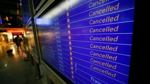Sciopero Lufthansa, cancellati oltre 900 voli