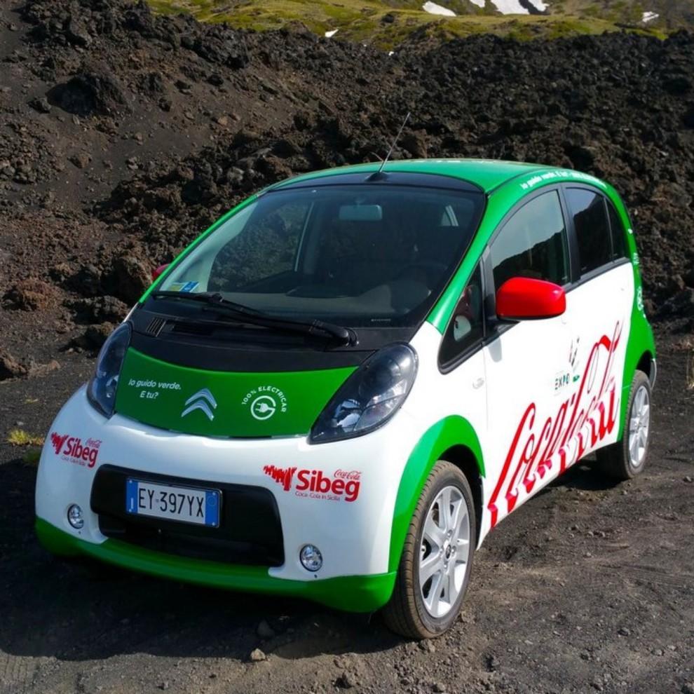 Sibeg vince con la Citroen C-Zero Coca-Cola - Foto 2 di 2