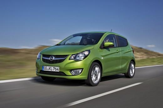 Opel KARL e Astra tra le auto meno soggette a svalutazione nei prossimi 4 anni