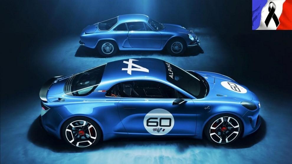 Alpine concept 2016, si chiamerà A110 - Foto 1 di 3