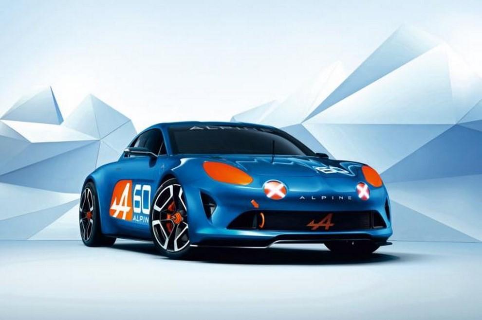 Alpine concept 2016, si chiamerà A110 - Foto 2 di 3