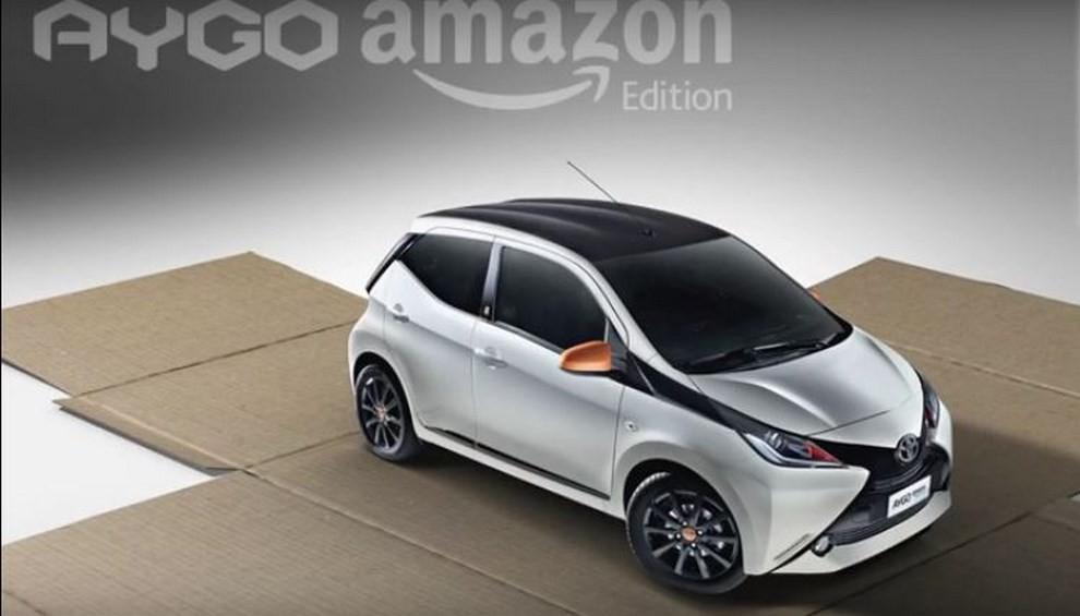 Toyota Aygo Amazon Edition - Foto 1 di 6