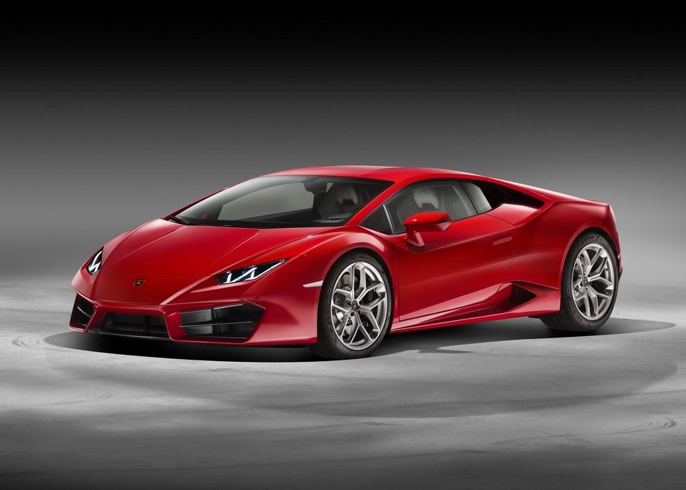 Lamborghini Huracán LP 580-2 a trazione posteriore dati tecnici ed immagini - Foto 3 di 6