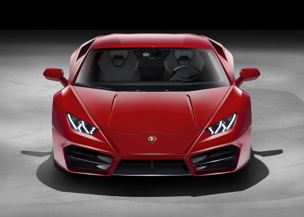 Lamborghini Huracán LP 580-2 a trazione posteriore dati tecnici ed immagini - Foto 5 di 6