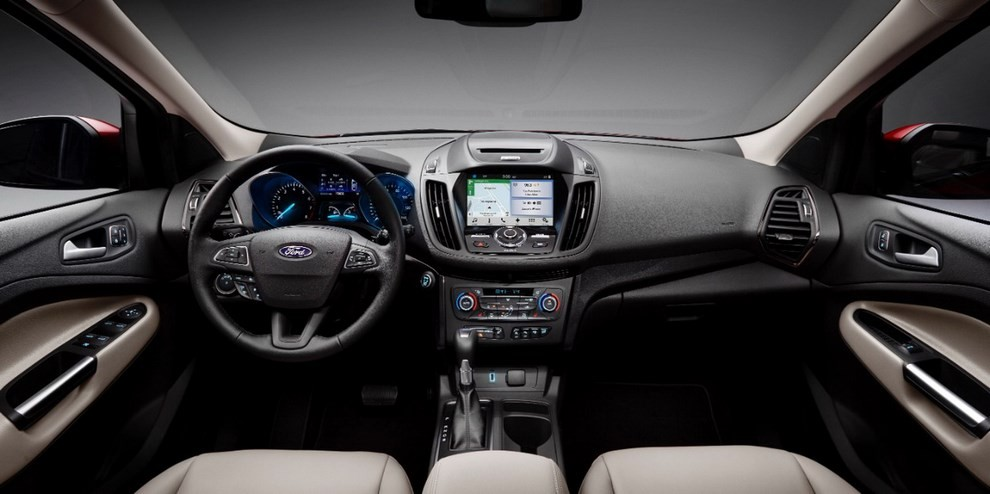 Ford Kuga 2016 si rinnova in stile americano - Foto 4 di 11