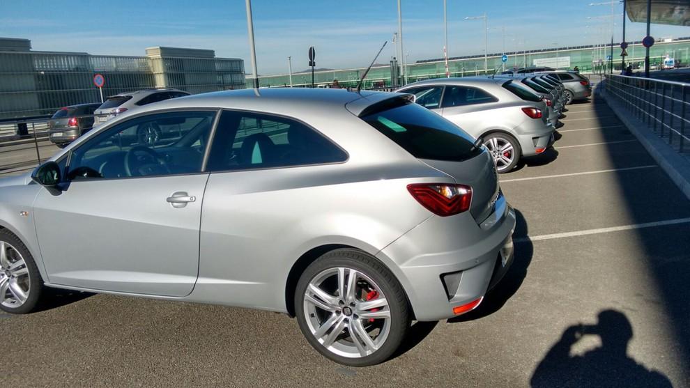 Nuova Seat Ibiza Cupra: prova su strada e dati tecnici - Foto 5 di 11