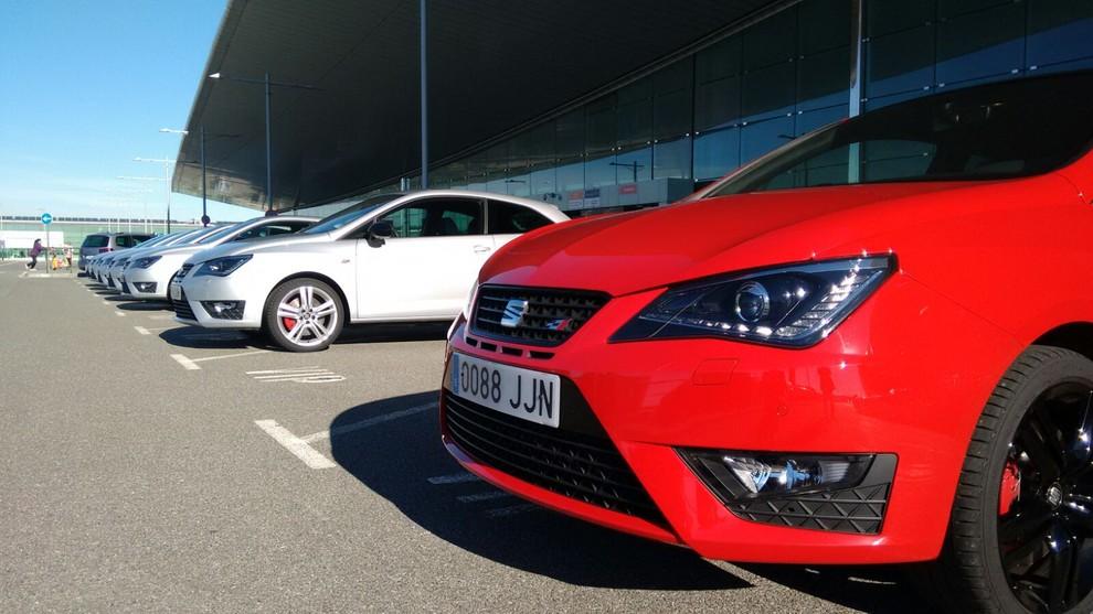 Nuova Seat Ibiza Cupra: prova su strada e dati tecnici - Foto 1 di 11