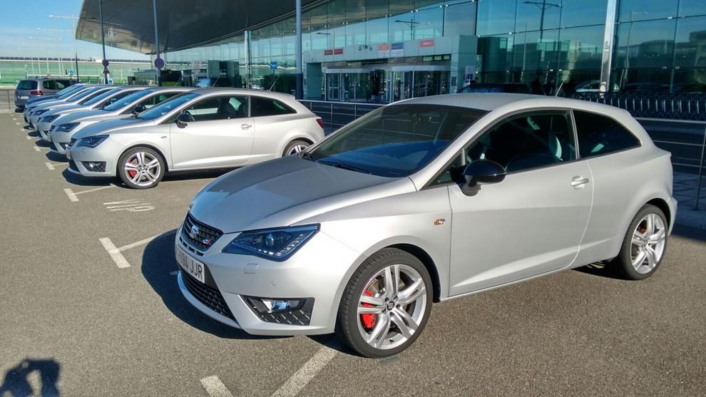Nuova Seat Ibiza Cupra: prova su strada e dati tecnici - Foto 7 di 11