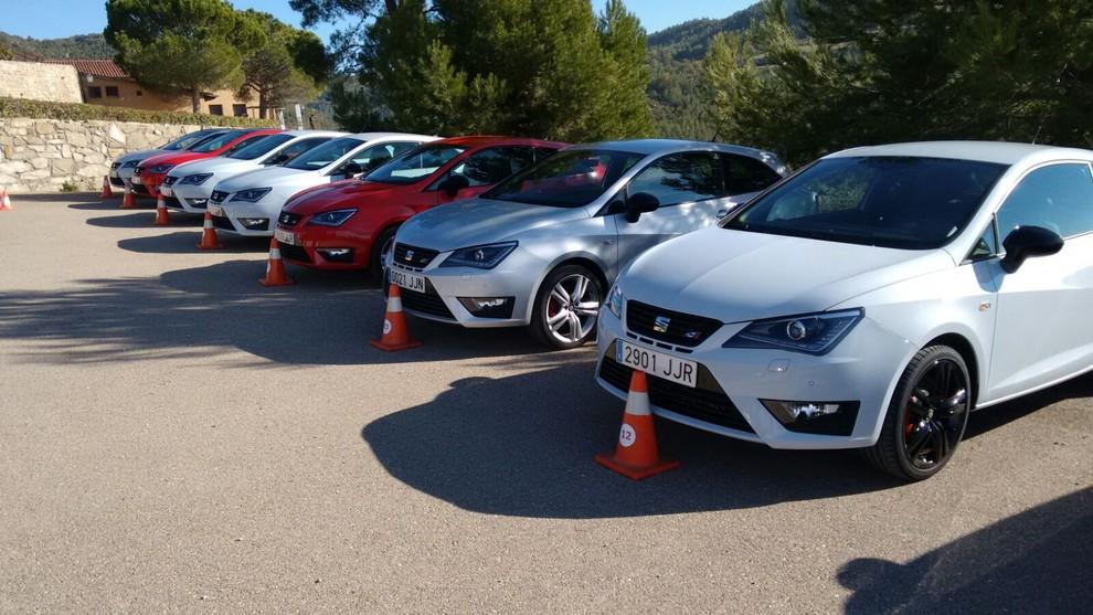 Nuova Seat Ibiza Cupra: prova su strada e dati tecnici - Foto 8 di 11