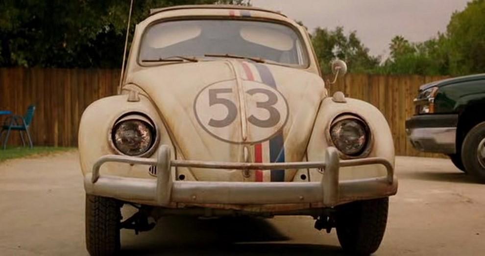 Volkswagen Maggiolino Herbie, in vendita l'esemplare dei film - Foto 1 di 6