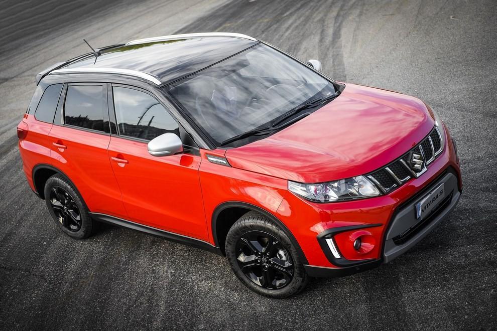 Suzuki Vitara S, la prova su strada