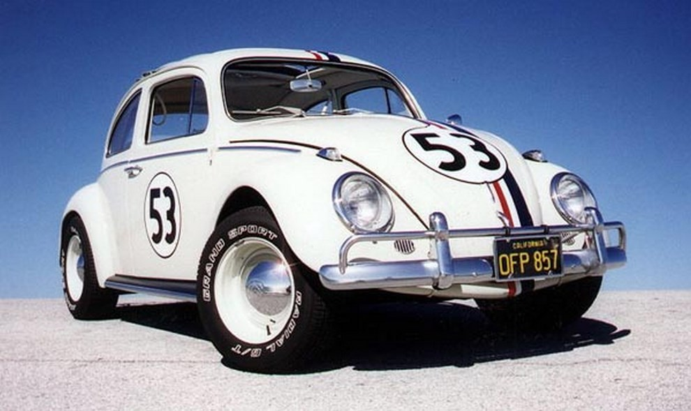 Volkswagen Maggiolino Herbie, in vendita l'esemplare dei film - Foto 6 di 6