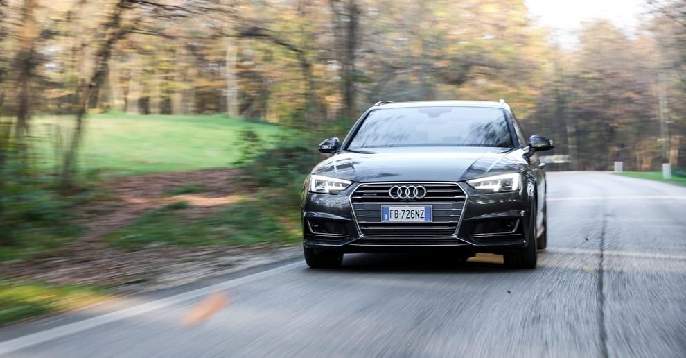 Audi A4 e A4 Avant 2016 prova su strada, prezzi e dotazioni di serie - Foto 22 di 58