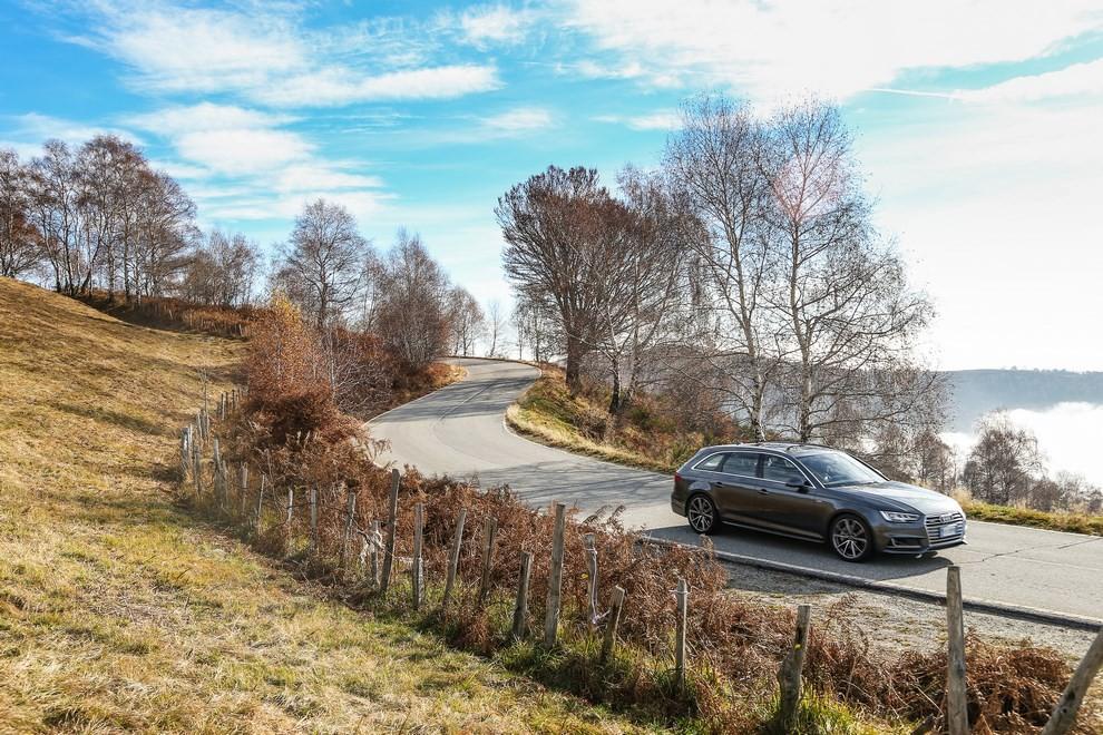 Audi A4 e A4 Avant 2016 prova su strada, prezzi e dotazioni di serie - Foto 25 di 58