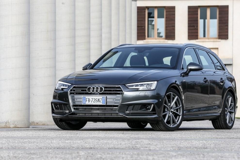 Audi A4 e A4 Avant 2016 prova su strada, prezzi e dotazioni di serie - Foto 7 di 58