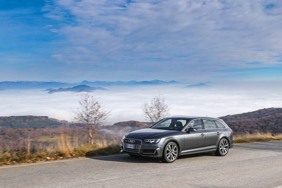 Audi A4 e A4 Avant 2016 prova su strada, prezzi e dotazioni di serie - Foto 34 di 58