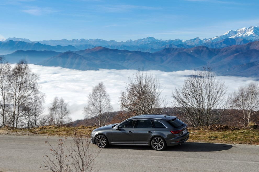 Audi A4 e A4 Avant 2016 prova su strada, prezzi e dotazioni di serie - Foto 35 di 58