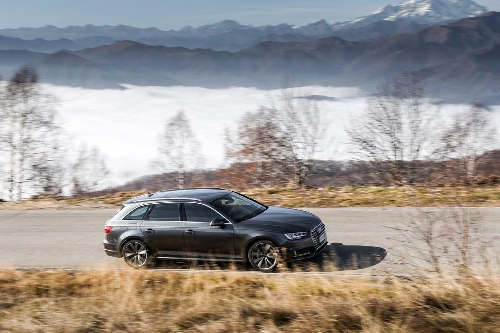 Audi A4 e A4 Avant 2016 prova su strada, prezzi e dotazioni di serie - Foto 36 di 58